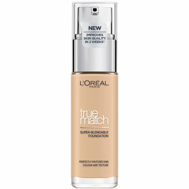 LOreal Paris Loreal True Match Foundation - 1.5N Linen