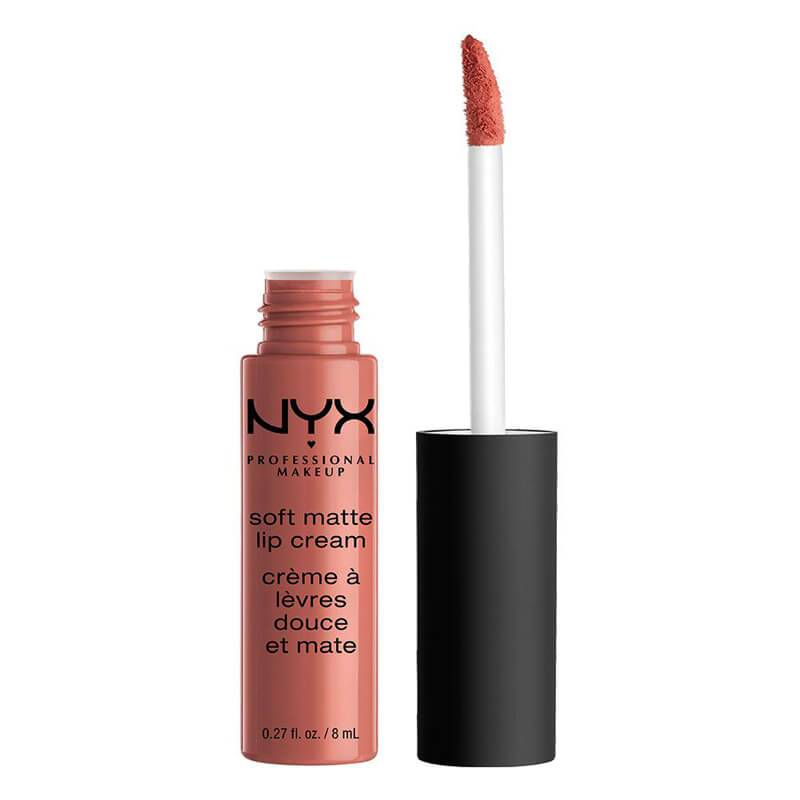 NYX Professional Makeup Soft Matte Lip Cream - Cannes