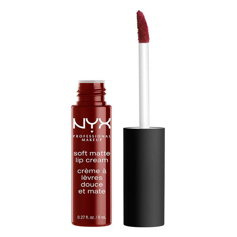 NYX Professional Makeup Soft Matte Lip Cream - Madrid