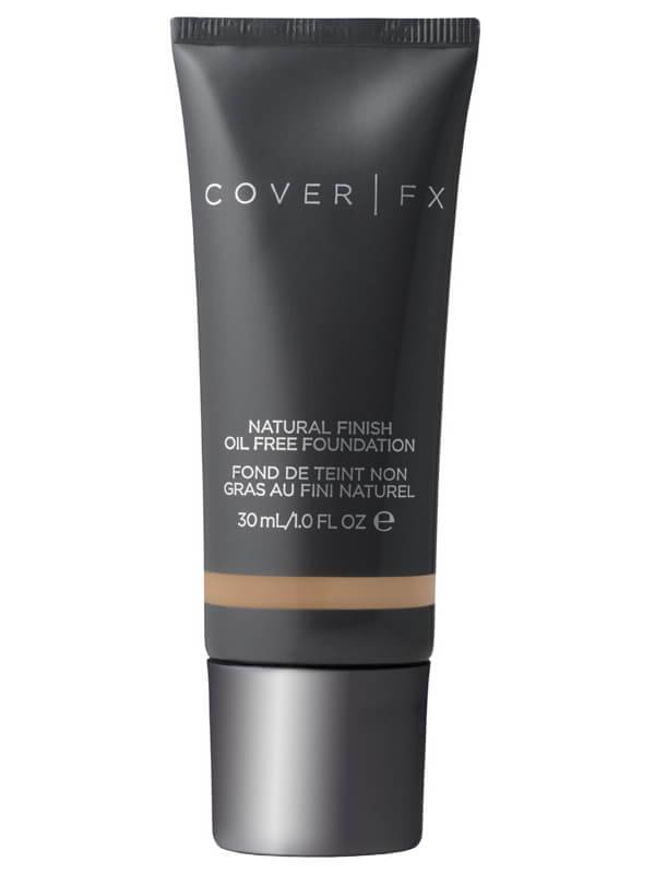 Cover Fx Natural Finish Foundation - G60 (30ml)