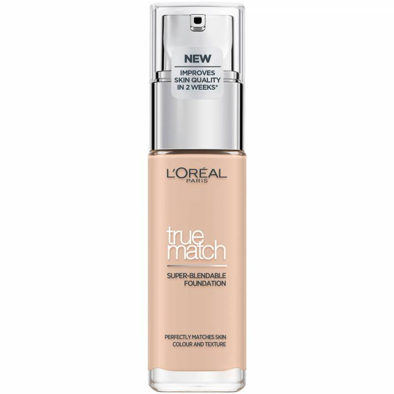 LOreal Paris Loreal True Match Foundation C1 Rose Ivory