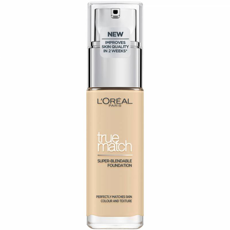 LOreal Paris Loreal True Match Foundation W1 Golden Ivory