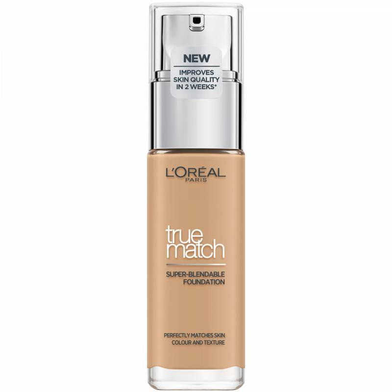 LOréal Paris Loreal True Match Foundation W3 Golden beige