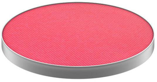 MAC Cosmetics Pro Palette Refill Powder Blush Frankly Scarlet
