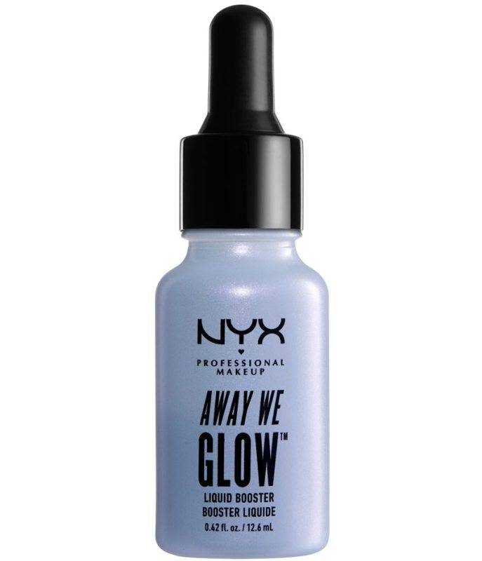 NYX Professional Makeup Away We Glow Liquid Booster Zond ot