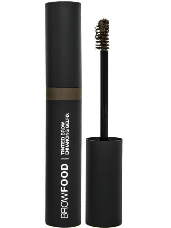 LashFood BrowFood Tinted Brow Enhancing Gelfix Brunette