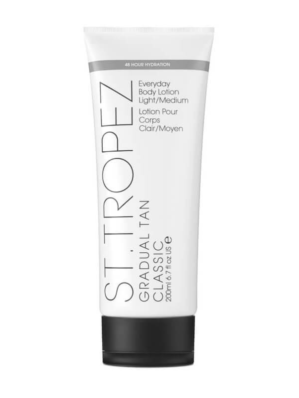 St. Tropez Everyday Gradual Tan body Light/Medium
