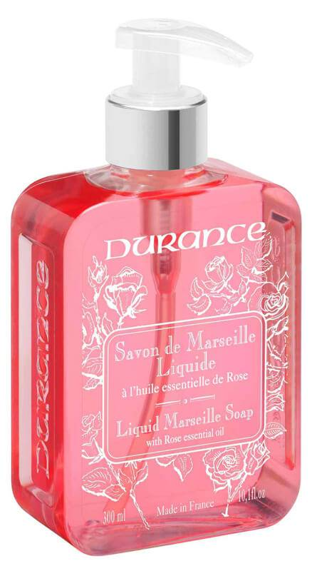 Durance Marseille Soap Rose