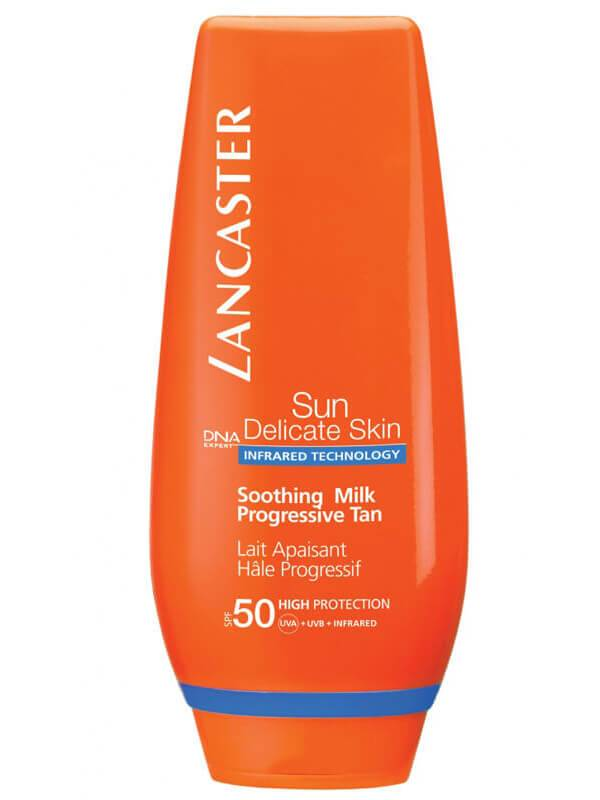 Lancaster Soothing Milk SPF 50 (125ml)