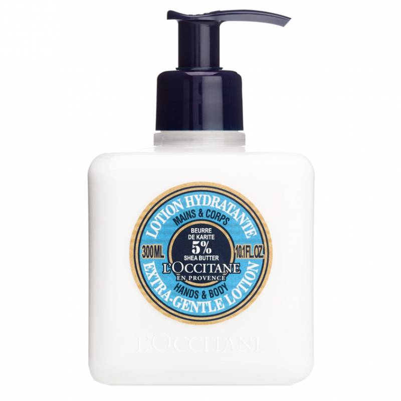 LOccitane Shea Lotion For Hands And Body (300ml)