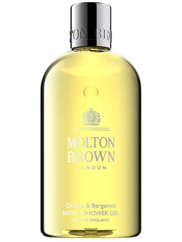 Molton Brown Orange And Bergamot Bath & Shower Gel