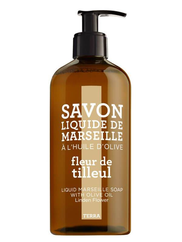 Compagnie de Provence Liquid Soap Linden Flower (500ml)