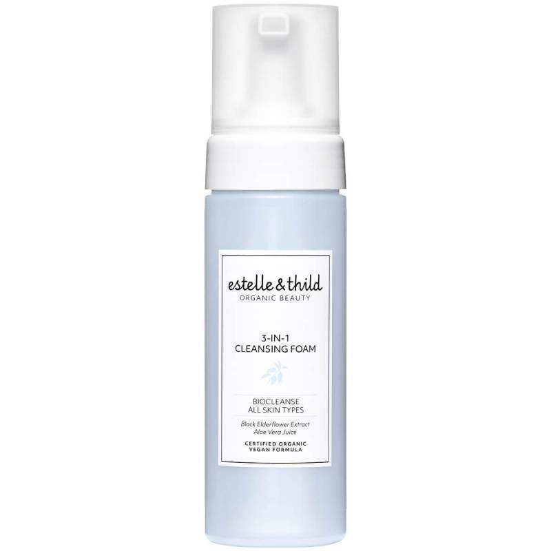 Estelle & Thild BioCleanse 3 in 1 Foaming Cleanser