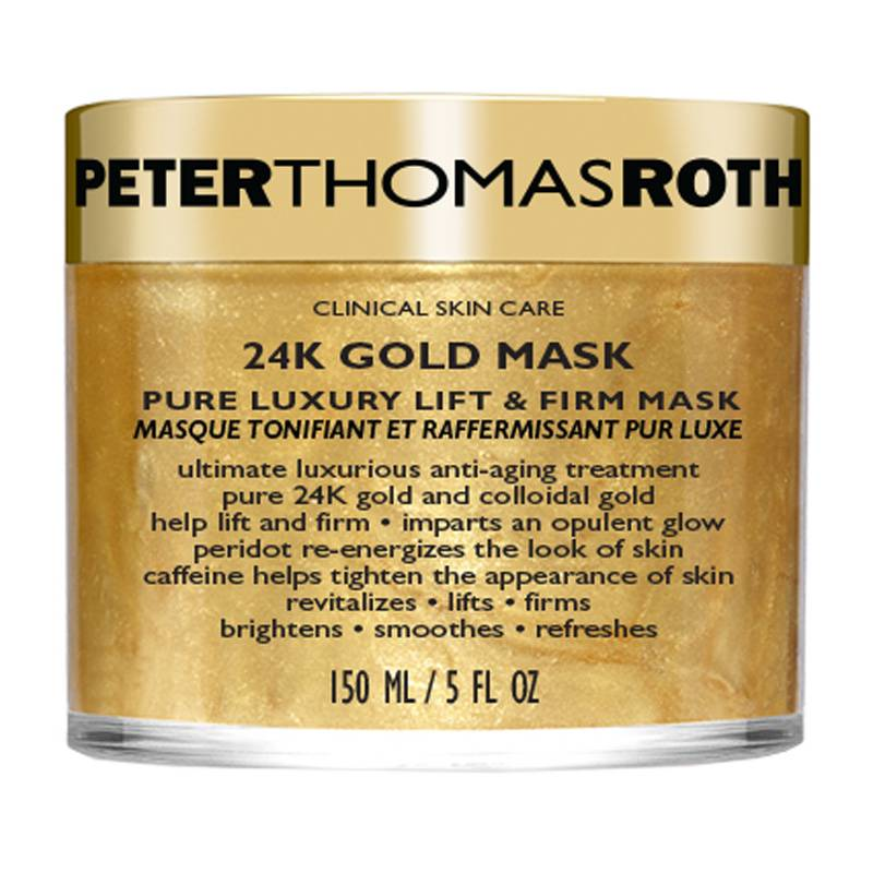 Roth Peter Thomas Roth 24K Gold Mask Pure Luxury Lift & Firm Mask (150ml)