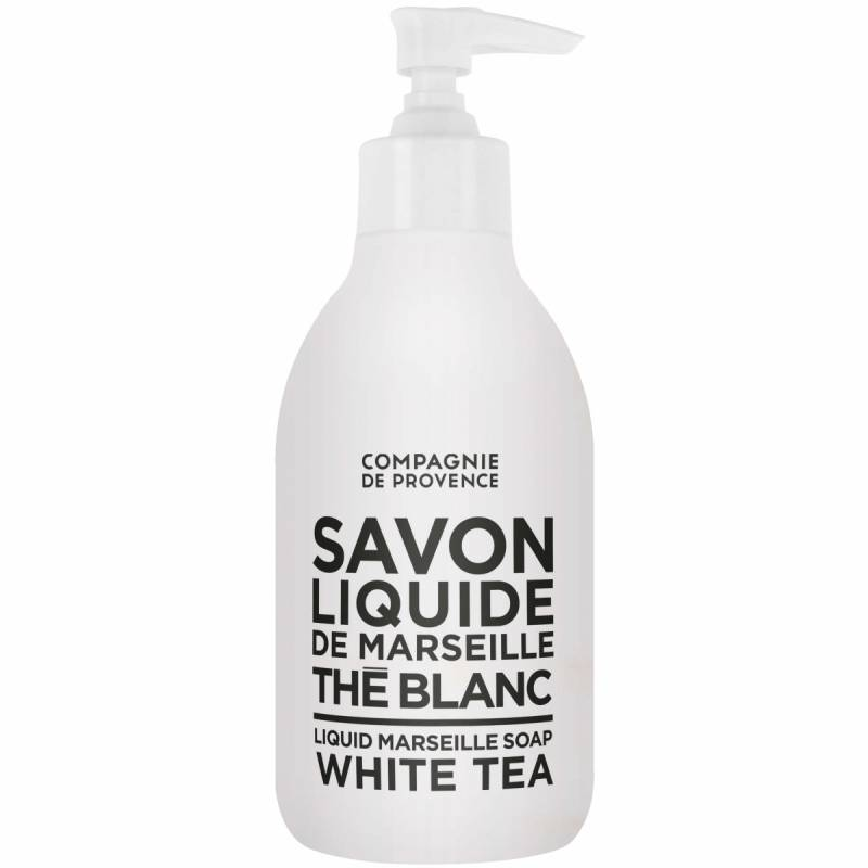 Compagnie de Provence Liquid Soap White Tea (300ml)