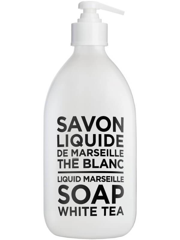 Compagnie de Provence Liquid Soap White Tea (500ml)