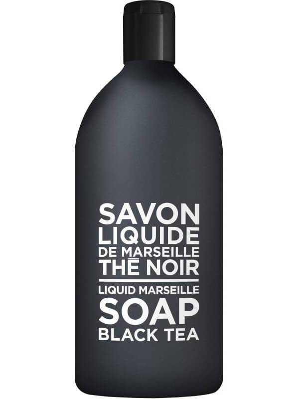 Compagnie de Provence Liquid Soap Refill Black Tea (1000ml)