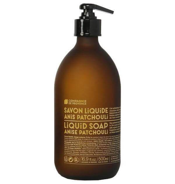 Compagnie de Provence Liquid Soap Anise Patchouli (500ml)