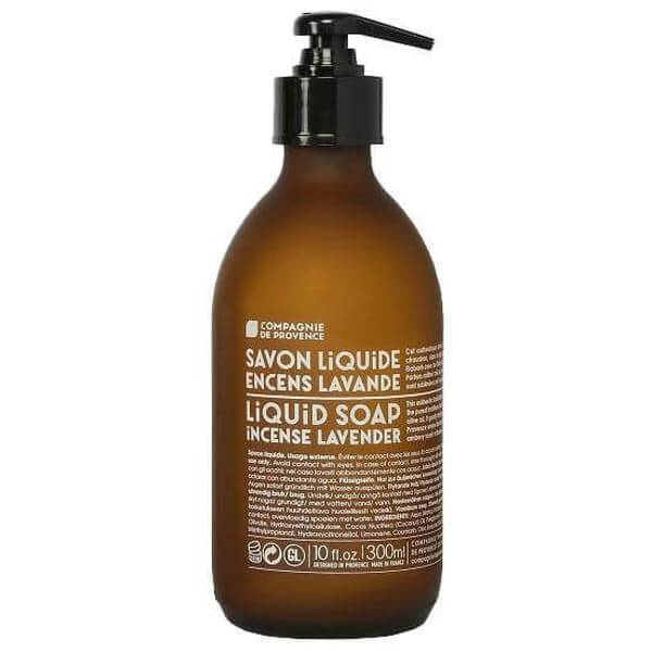 Compagnie de Provence Liquid Soap Incense Lavender (300ml)