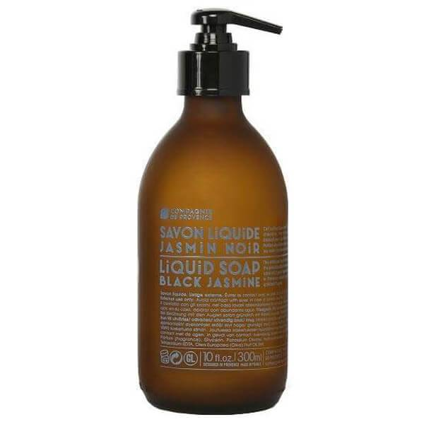 Compagnie de Provence Liquid Soap Black Jasmine (300ml)