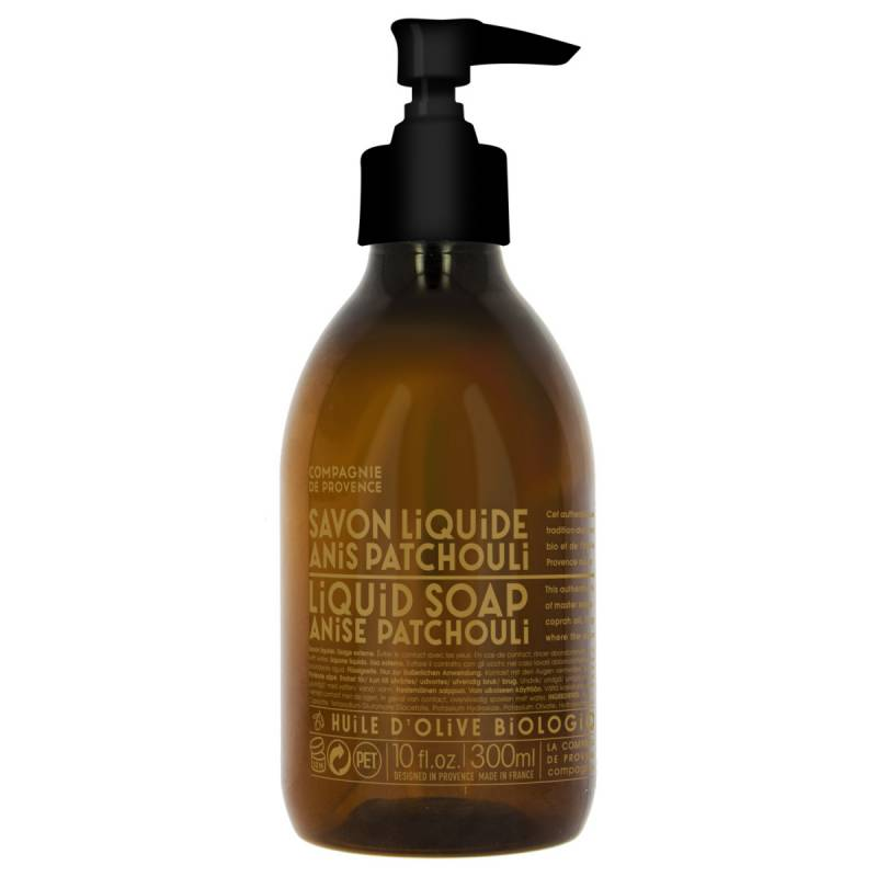 Compagnie de Provence Liquid Soap Anise Patchouli (300ml)