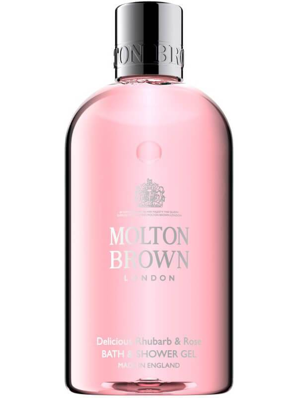 Molton Brown Delicious Rhubarb And Rose Bath & Shower Gel