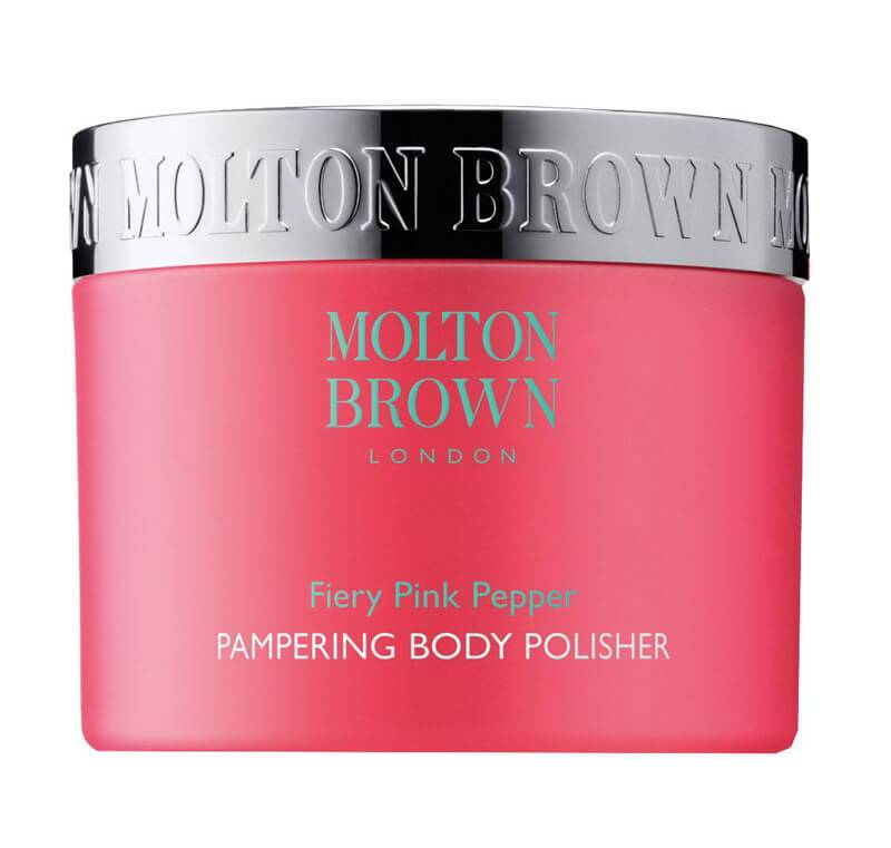 Molton Brown Fiery Pink Pepper Body Polisher (250M