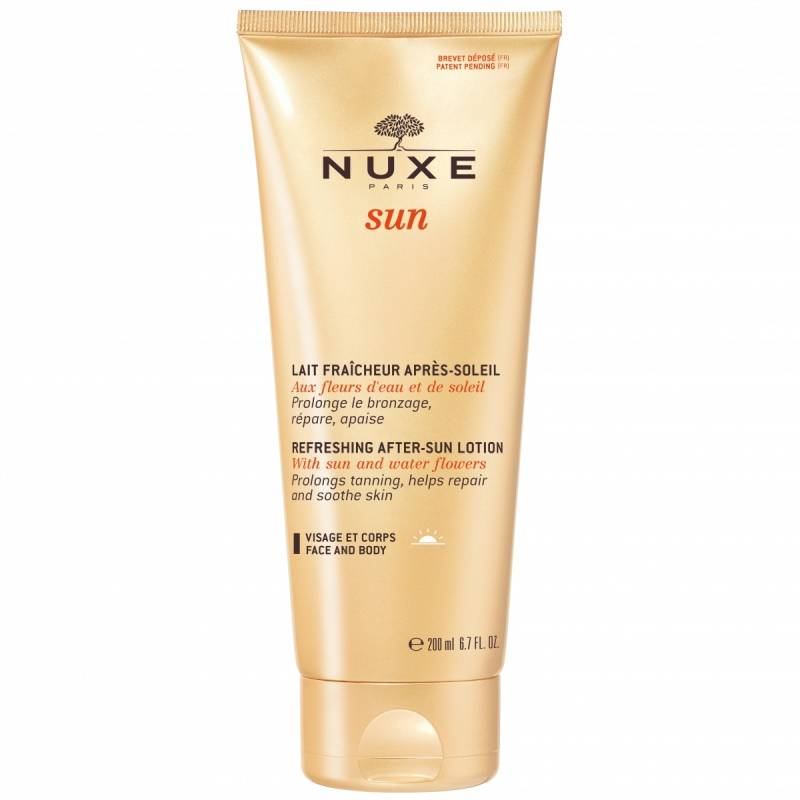 NUXE Sun Refreshing After-Sun Lotion Face & Body(200ml)