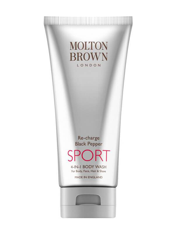 Molton Brown Re-Charge Black Pepper Sport 4 In 1 Body Wash