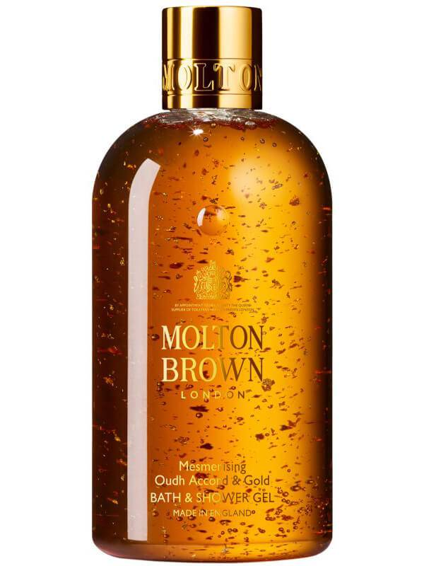 Molton Brown Oudh Accord & Gold Body Wash (300ml)