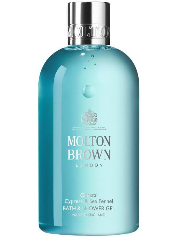 Molton Brown Coastal Cypress & Sea Fennel Bath & Shower Gel (300ml)