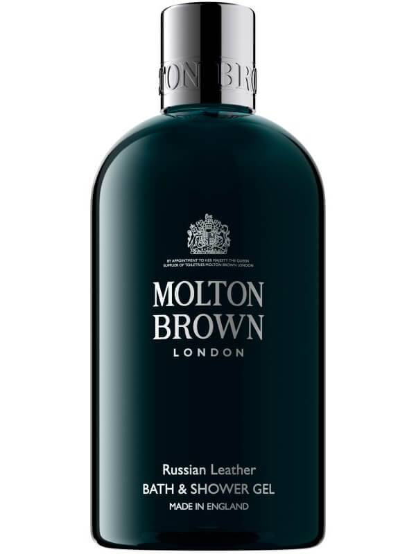 Molton Brown Russian Leather Bath & Shower Gel (30