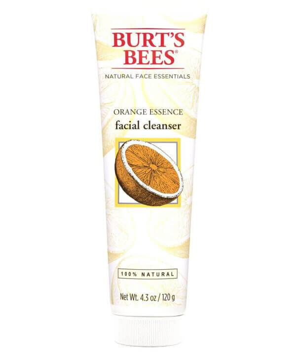 Burts Bees Facial Cleanser Orange Essence (120g)