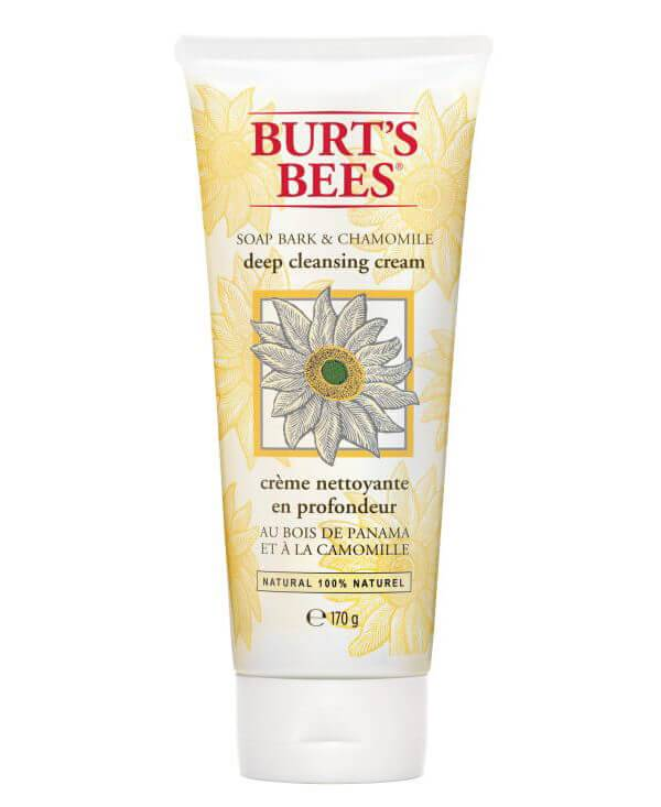 Burts Bees Soap Bark & Chamomile Deep Cleansing Cream (170g)