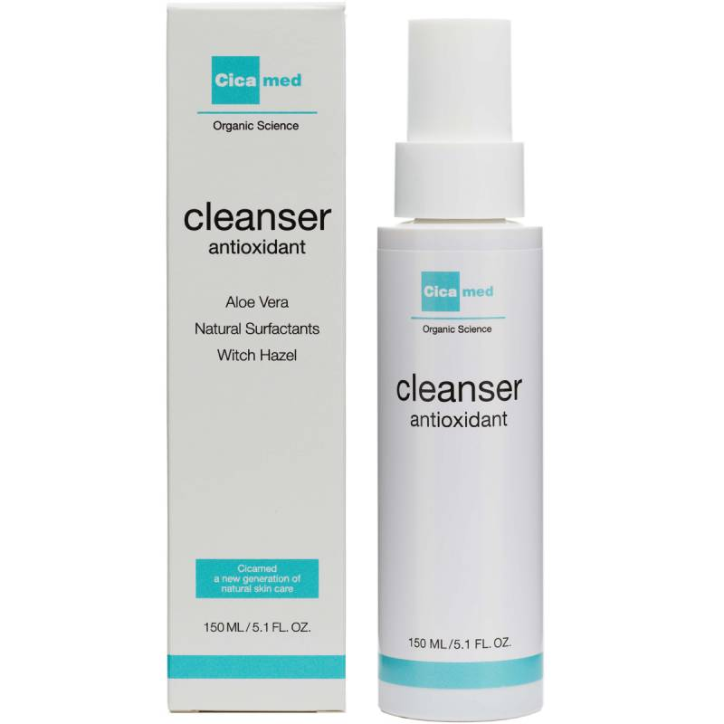 Cicamed Organic Science Cleanser Antioxidant