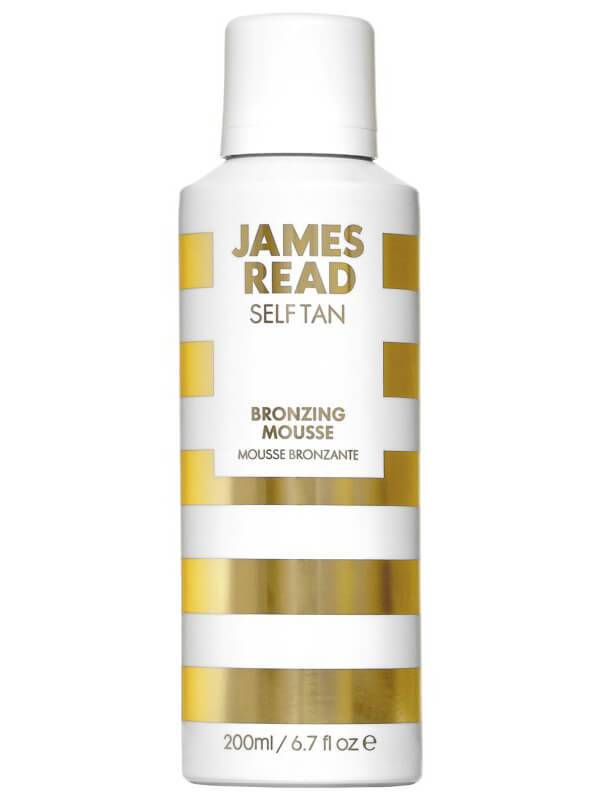 James Read Bronzing Mousse Face & Body (200ml)