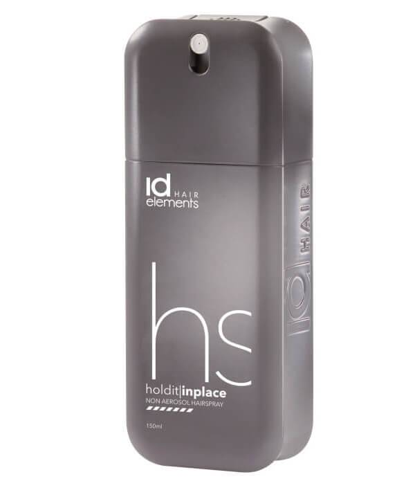 Id Hair EleMents Titanium Hairspray Non-aerosol