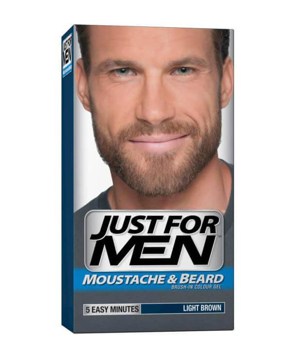Just For Men Light Brown (Beard)