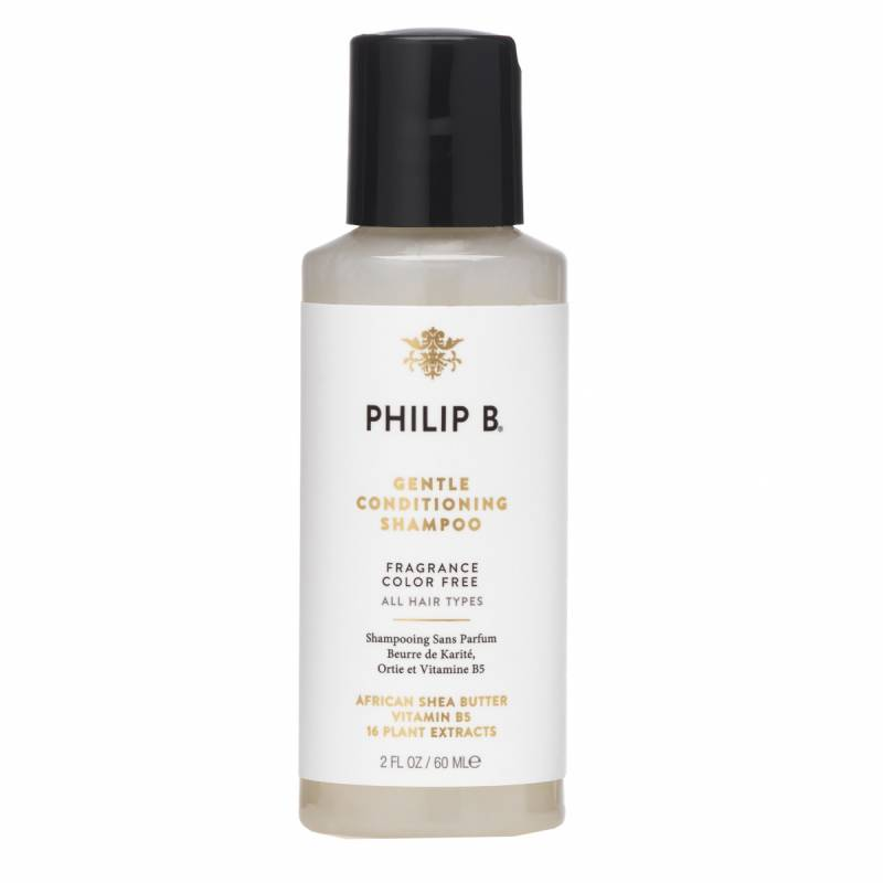 Philip B African Shea Butter Gentle And Conditioning Shampoo (60ml)