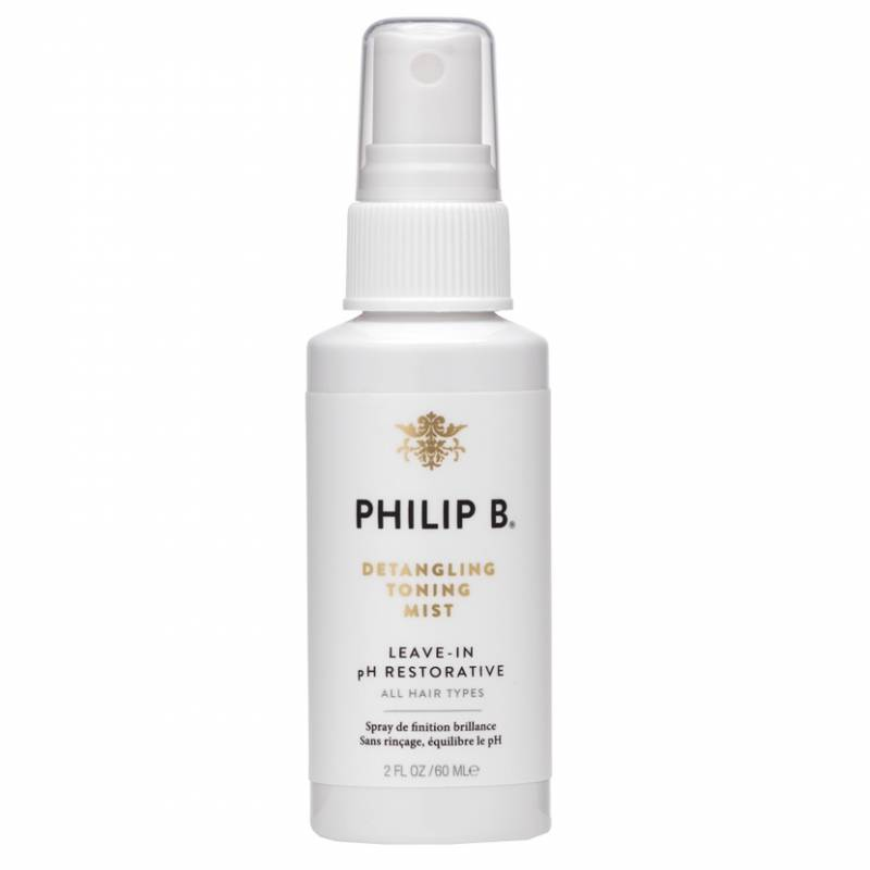 Philip B pH Restorative Detangling Toning Mist (60ml)