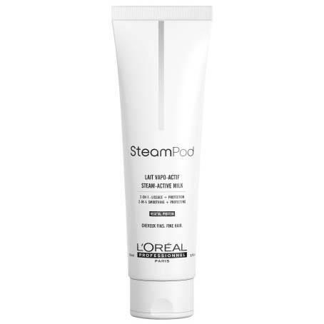 LOreal Professionnel Loreal Steampod Smoothing Milk