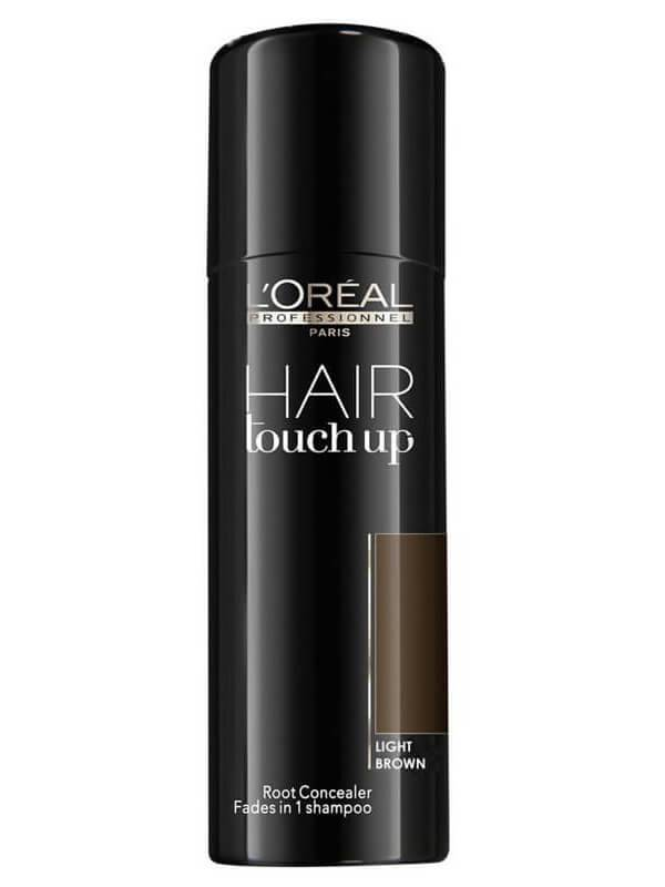 LOreal Professionnel Hair Touch Up Light Brown (75ml)