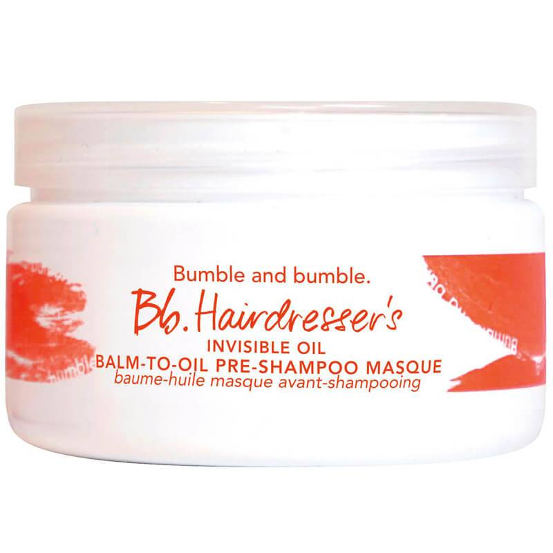 Bumble and bumble Bumble & Bumble Hairdressers Balm-To-Oil Pre Shampoo Masque (100ml)