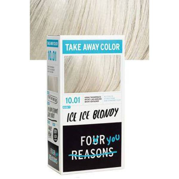 Four Reasons Take Away Color 10.01 Ice Ice Blondy