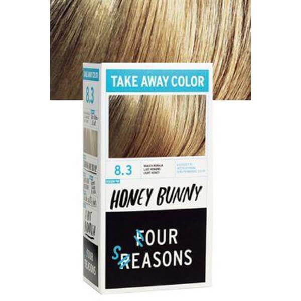 Four Reasons Take Away Color 8.3 Honey Bunny