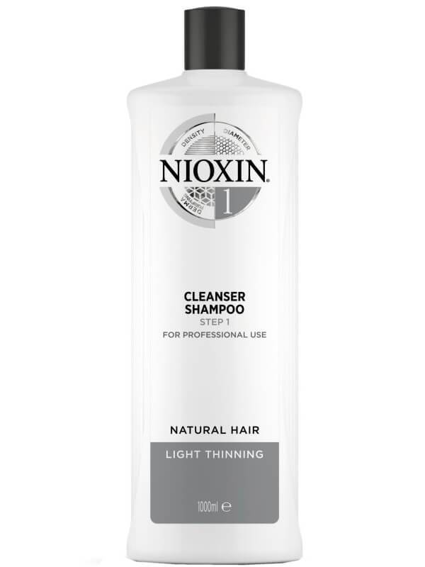 Nioxin System 1 Cleanser 1000 ml