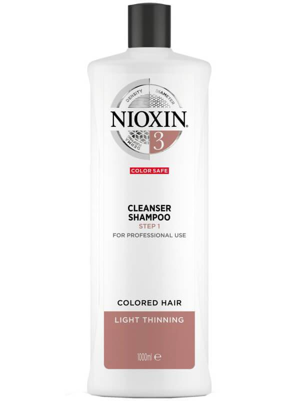 Nioxin System 3 Cleanser 1000 ml