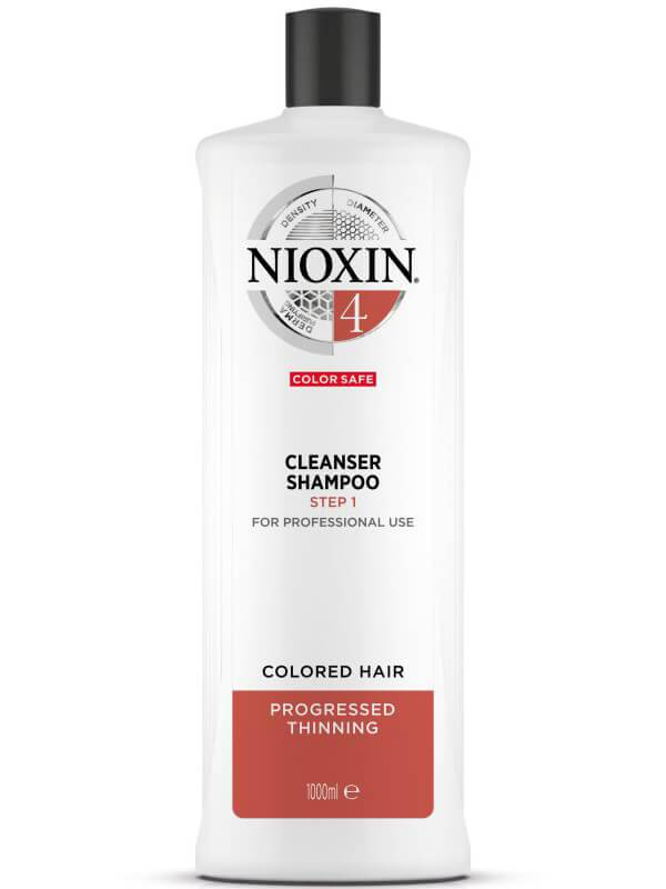 Nioxin System 4 Cleanser 1000 ml