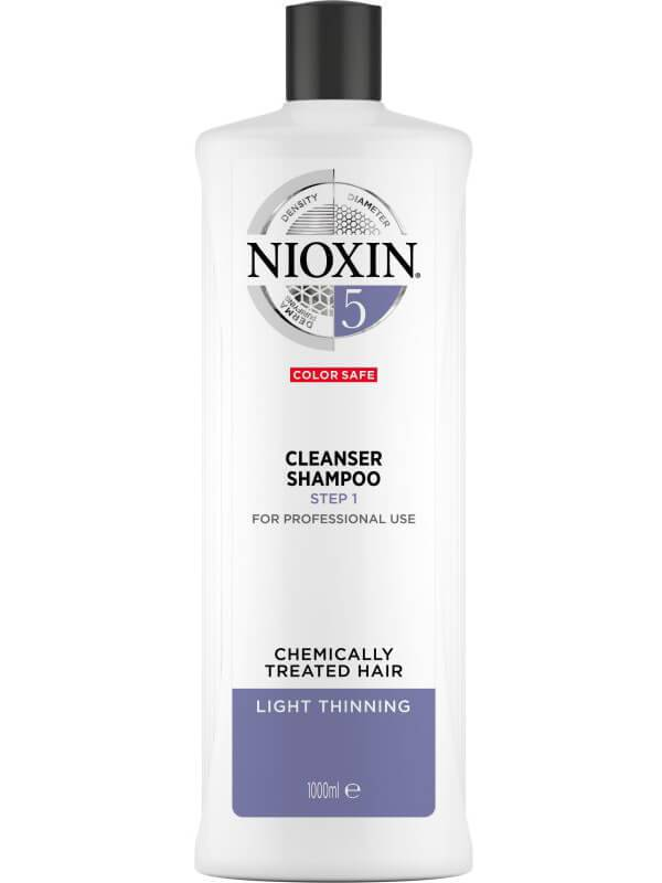 Nioxin System 5 Cleanser 1000 ml