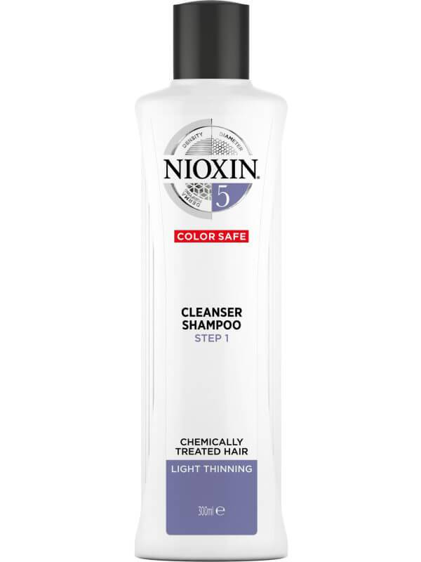 Nioxin System 5 Cleanser 300 ml
